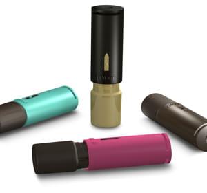 chaque inhalateur peut être utilisé 6 à 8 fois.