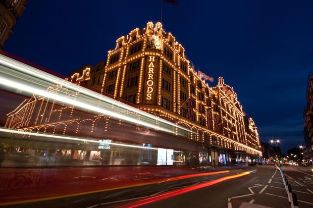 Le Harrods de Londres