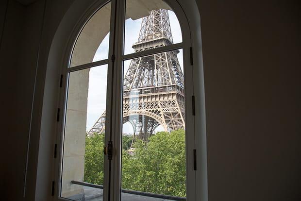 A quelques pas de la Tour Eiffel...