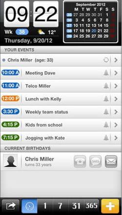 synchroniser tous les calendriers en un seul : c'est le but de mical.