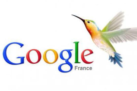 Colibri, ou Google Hummingbird, expliqué par les brevets