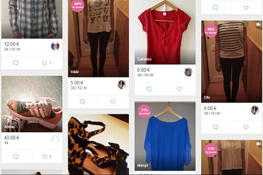 La marketplace de vêtements d'occasion Vinted lève 27 millions de dollars
