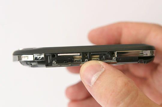 Emplacement Sim et SD Card