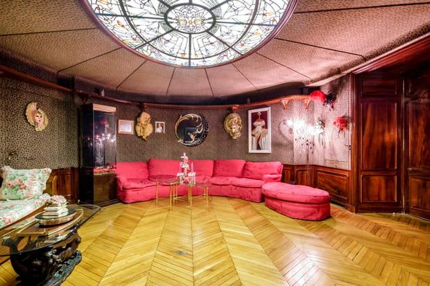 Une discothèque pour faire danser les invités