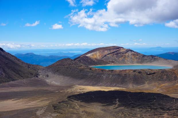 Le Tongariro Northern Circuit, Nouvelle-Zélande