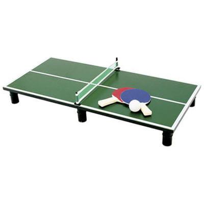 table de ping-pong miniature