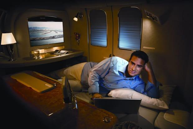 First class d'Emirates