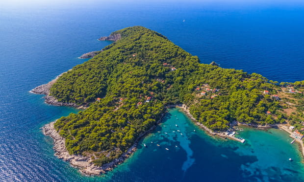 Iles Elaphites (Croatie): paisibles