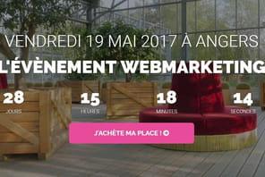 WebCampDay: le 19mai, l'événement webmarketing revient à Angers