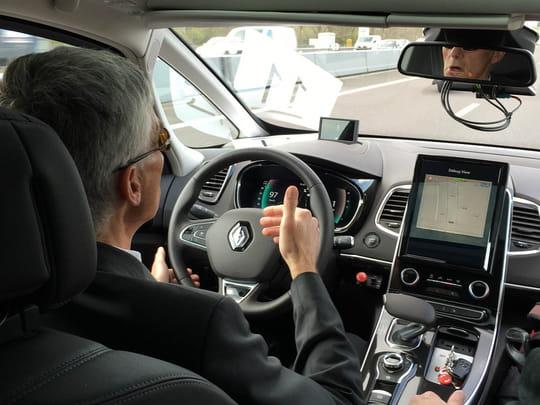 Voiture autonome : des essais pourront avoir lieu sur les routes de France