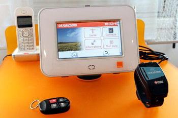 nouveaux produits d'orange pour faciliter la gestion de la santé à domicile