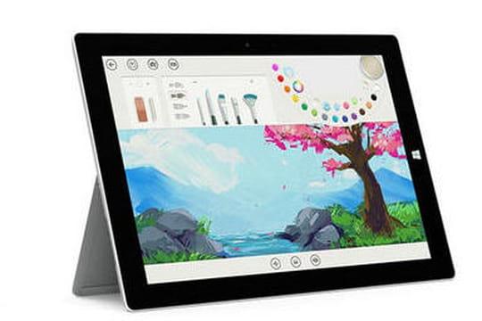 Une Surface 3 4G arrive en Europe, et bientôt en France