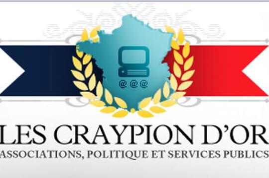 Craypion d'Or 2012 : retour sur le palmarès des sites les plus kitchs