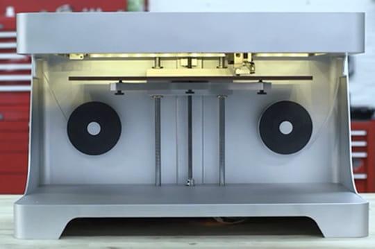 Mark One, la première imprimante 3D à fibre de carbone