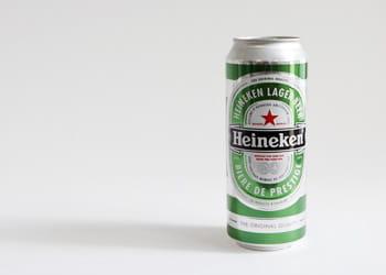 un euro = une canette de bière de 50 cl