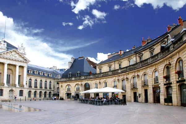 3ème ex aequo. Dijon : 98,1% des locaux éligibles au Très Haut Débit