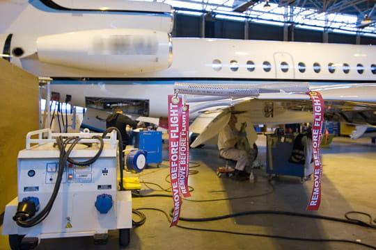 Dassault Falcon Service : clientèle sélecte