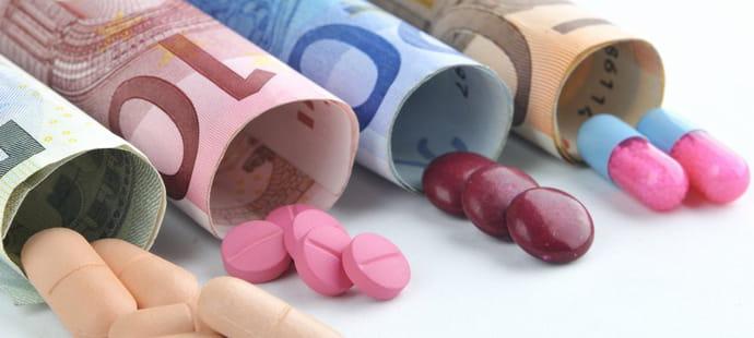 Les laboratoires pharmaceutiques qui dépensent le plus en R&D