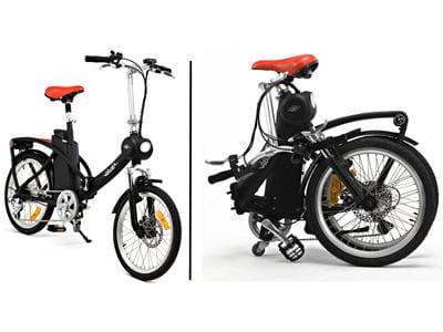 vélo pliant à assistance électrique