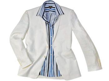 veste blanche mexx