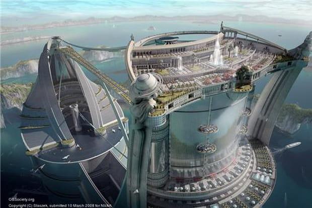 Les villes du futur dessinées par les logiciels d'aujourd'hui