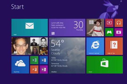 Windows 8.1: Microsoft teste une nouvelle version en interne