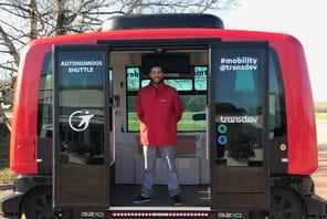 Opérateur de navette autonome, le chauffeur de bus nouvelle génération
