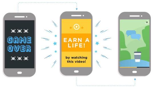 MoPub va proposer le visionnage de publicités sur mobile en échange d'une récompense
