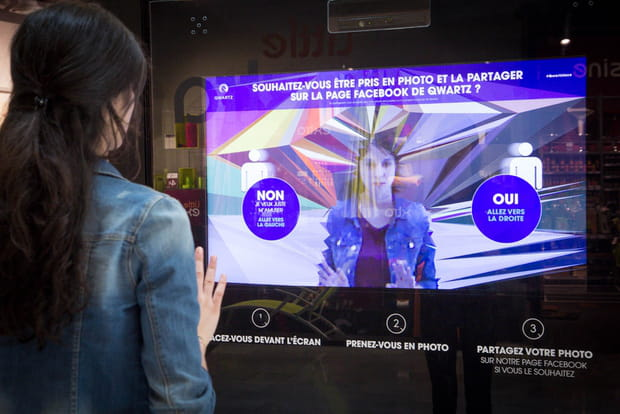Animations interactives