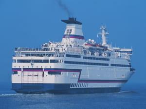 seafrance a doublé pendant le week-end sa capacité de trafic.
