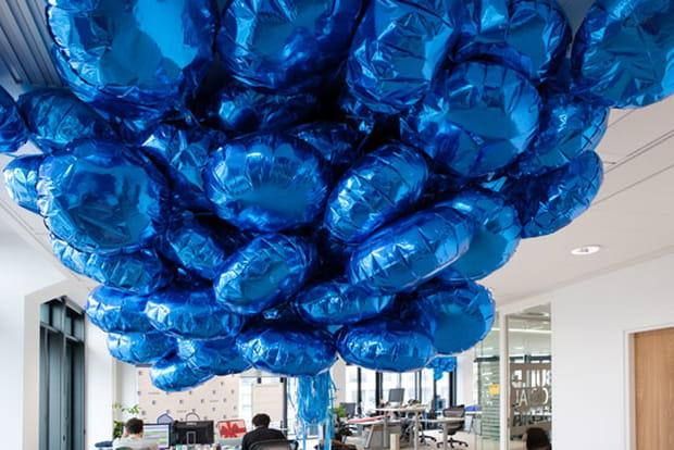 Inauguration bureaux Facebook France