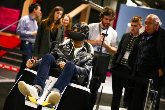 Eydolon et VR Connection transforment la réalité virtuelle en business palpable