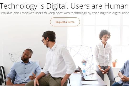 WalkMe, une digital adoption platform valorisée 1milliard de dollars