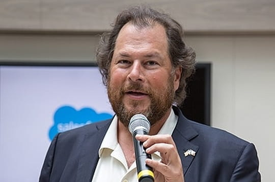 Salesforce compte collaborer plus étroitement avec Amazon Web Services