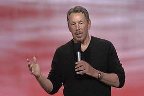 L'incroyable vie du milliardaire d'Oracle Larry Ellison