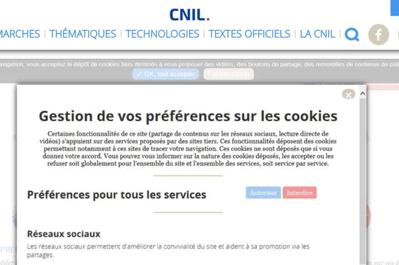 A quelle sauce la Cnil va-t-elle manger les cookies ?