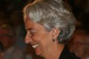 """Christine Lagarde : """"Mes priorités économiques"""""""