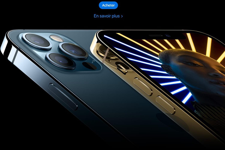 iPhone 13: la production d'écrans OLED 120Hz aurait démarré
