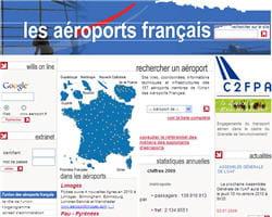 aéroports français.