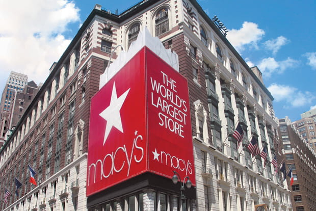 Le Macy's du Herald Square de New York