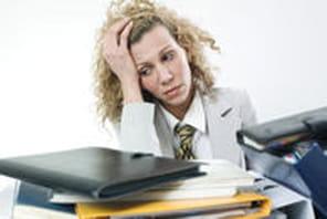 Survivre à un coup de barre au bureau