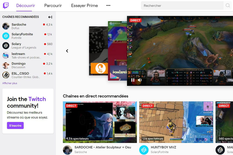 Sur Twitch, les marques commencent à jouer le jeu