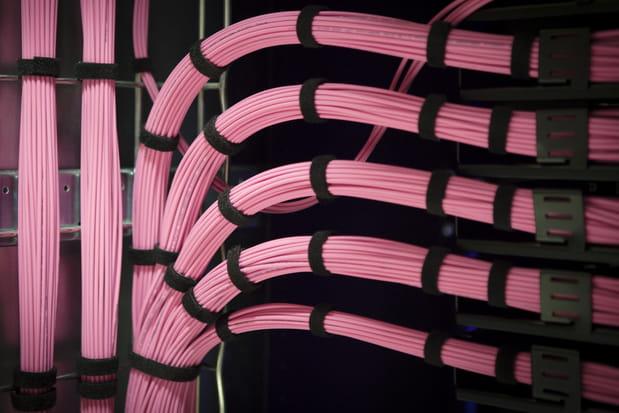 Un câblage fibre MTP unique
