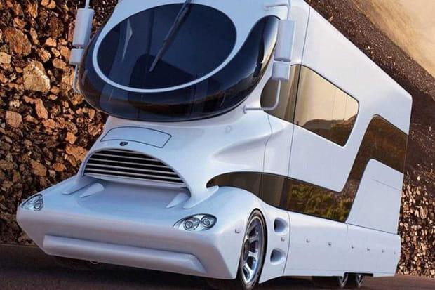 Un camping-car à 3millions de dollars: la dernière folie des cheikhs arabes