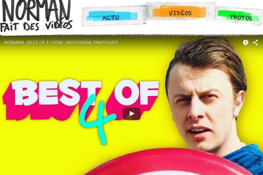 Webedia se relance sur la vidéo en rachetant Norman et Cyprien (ou presque)