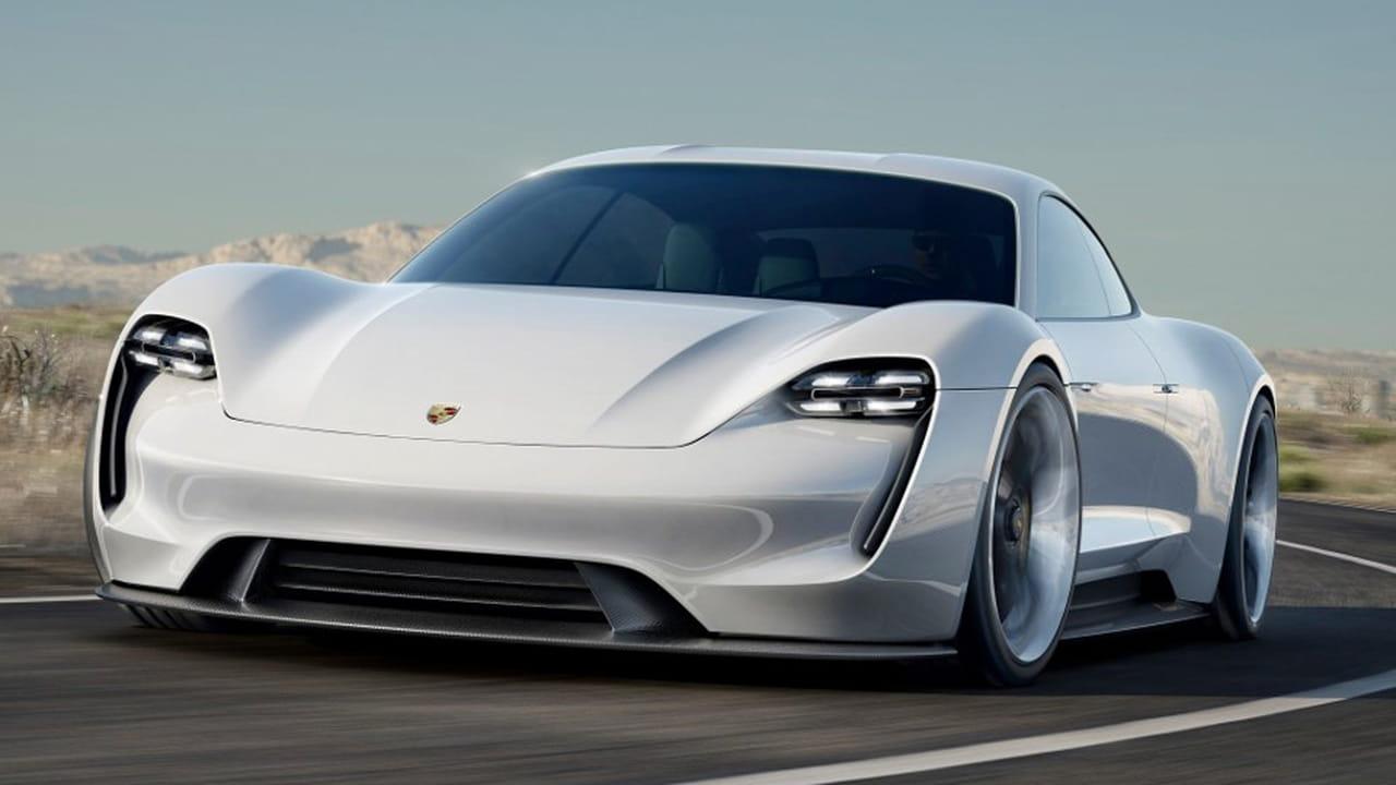 Une Porsche électrique vient défier la Model S de Tesla