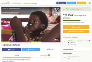 En un an, GoFundMe s'est fait un nom dans le crowdfunding français