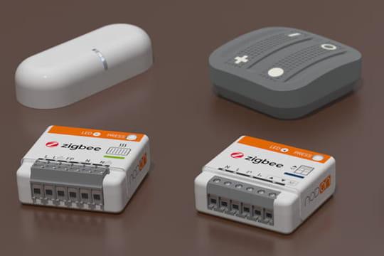 Zigbee: le choix des distributeurs pour les produits domotiques