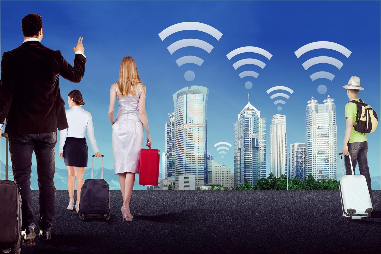 """Le """"smart tourism"""", une aubaine pour les start-up de la smart city"""