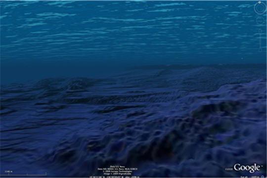 Des fonds marins en 3D